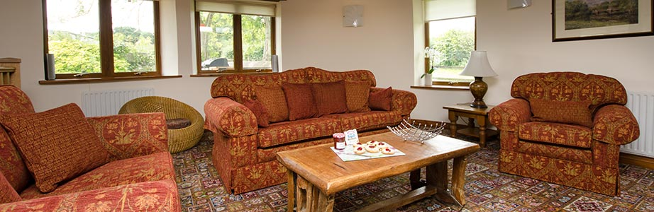 Luxury Self Catering Cottages with Gym in North Devon