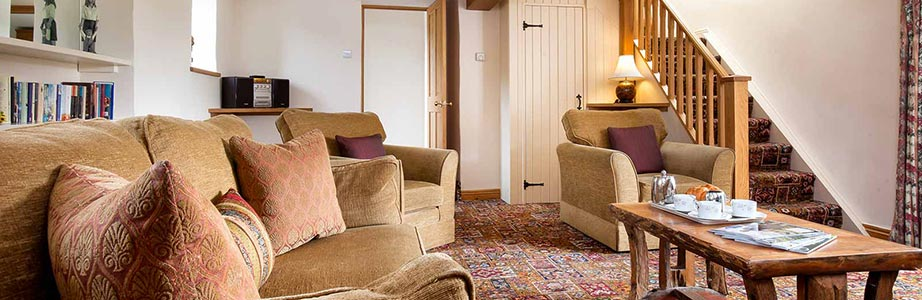 Self Catering Luxury Cottages with Indoor Swimming Pool in North Devon